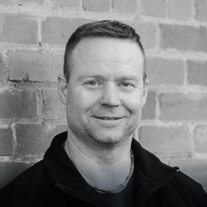 Jarrod Stevenson, Director – Solution Engineering